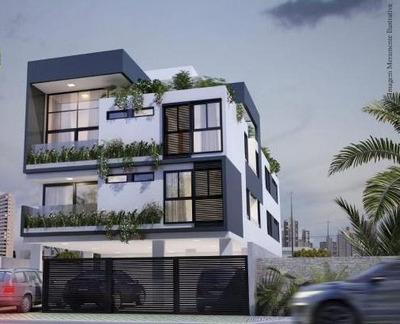 Apartamento Em Bancários, João Pessoa/pb De 55m² 2 Quartos À Venda Por R$ 209.000,00 - Ap260963