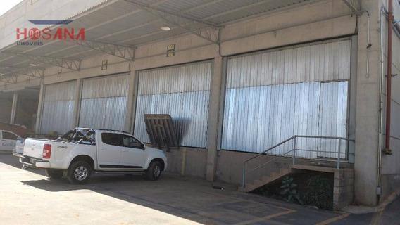 Galpão Comercial Para Locação, Vila Rosina, Caieiras. - Ga0016