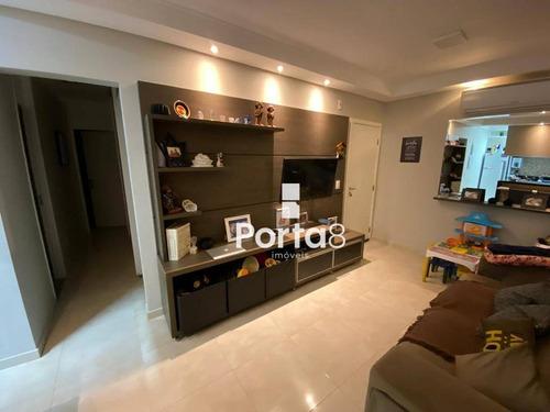 Casa Com 3 Dormitórios À Venda, 95 M² Por R$ 380.000,00 - Giardino Ii - São José Do Rio Preto/sp - Ca2835
