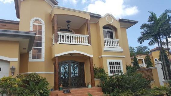 Vendo Casa De Ensueño En Resid. Las Huacas, Ancon 19-3970*gg