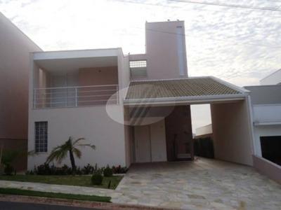 Casa À Venda Em Loteamento Residencial Santa Gertrudes - Ca196822
