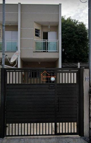 Imagem 1 de 30 de Sobrado À Venda, 130 M² Por R$ 509.000,00 - Vila Buenos Aires - São Paulo/sp - So0504