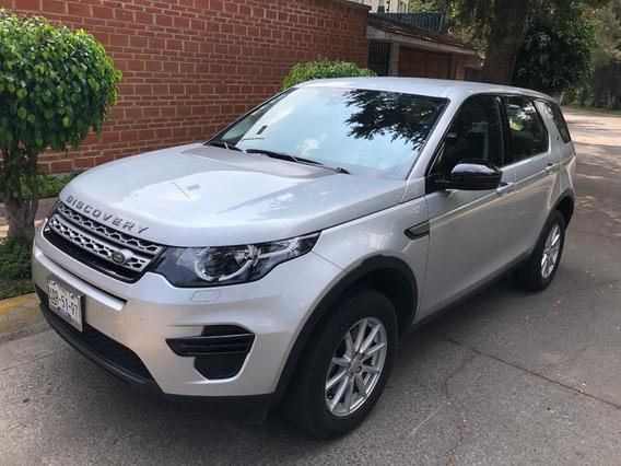 Land Rover Discovery Sport My 2016 ¡gran Oportunidad!