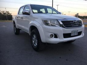 Toyota Hilux Sr Doble Cabina Mod 2015