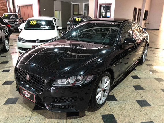 Jaguar Xf 2.0 R-sport Turbocharged Gasolina Automático 2017