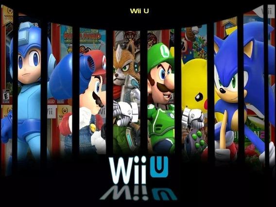 Jogos Nintendo Wii U Digital