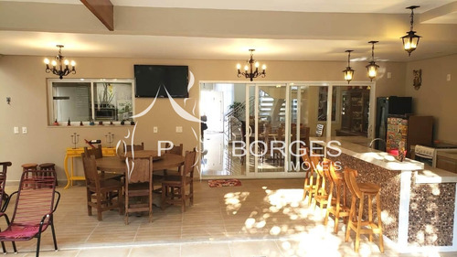 Casa À Venda Em Condomínio Reserva Real - Ca001103