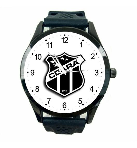 Relógio Ceará Sc Feminino Barato De Futebol Club Esport T642