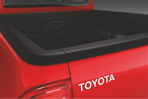 Imagen 1 de 4 de Kit De Molduras Superiores De Caja Toyota Hilux 2020
