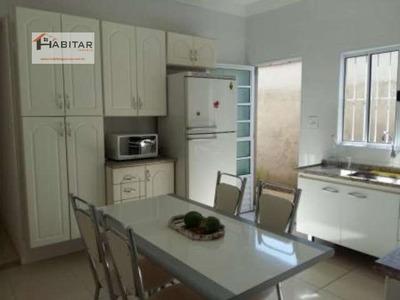 Casa A Venda No Bairro Vicente De Carvalho Em Guarujá - Sp. - 319-22265