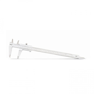 Paquímetro Inox Fosco 0 À 300mm 125mea-12/300 Starrett