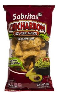 Chicharron De Cerdo Sabritas 70 Gr