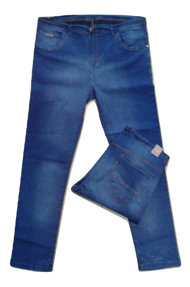 Talle Especial Jeans Hombre Elastizados 50 Al 60 Be Yourself