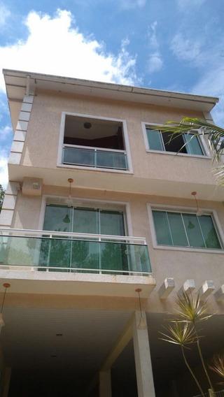 Casa Em Itaipu, Niterói/rj De 180m² 3 Quartos À Venda Por R$ 650.000,00 - Ca244065