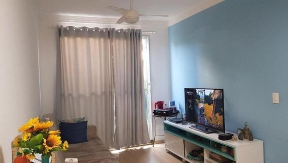 Apartamento Com 2 Dormitórios À Venda, 45 M² Por R$ 212.000,00 - Parque Yolanda (nova Veneza) - Sumaré/sp - Ap3178