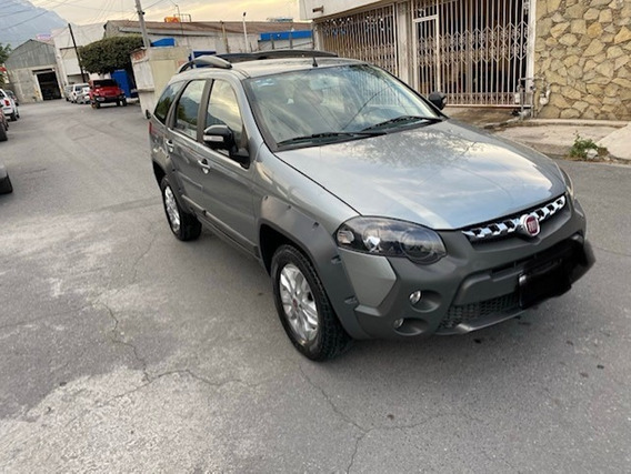 Fiat Palio 2018 Gris