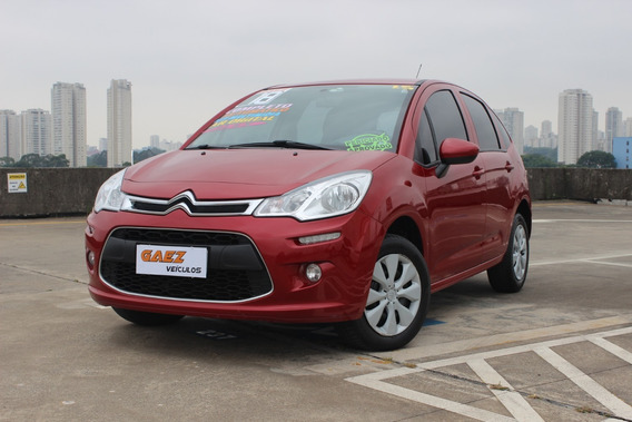 Citroen C3 Attraction 2018 (aut) (flex)