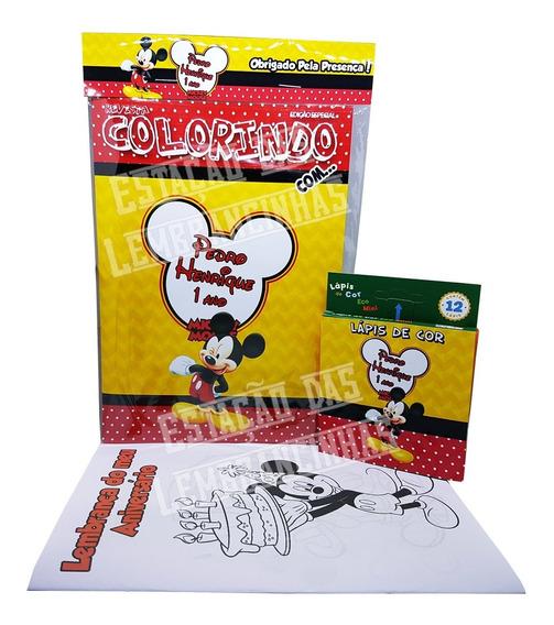 40 Kits Livro De Colorir Com Lápis De Cor 12 Cores