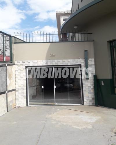 Salão Comercial Para Locação No Jardim Do Trevo Em Campinas - Sl03590 - Sl03590 - 69020976