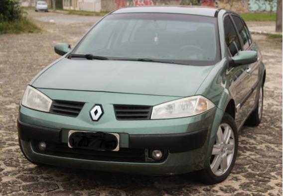 Renault Megane 2.0 Dynamique Aut. 4p 2008