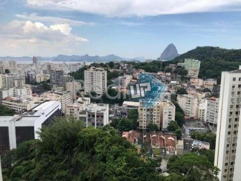 Apartamento Com 3 Quartos Para Comprar No Laranjeiras Em Rio De Janeiro/rj - 18005
