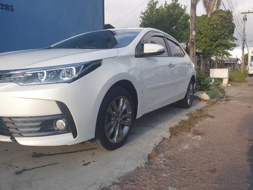 Toyota Corolla Xei 2019 Com Kit Vidro, Trava, Alarme E Vidro