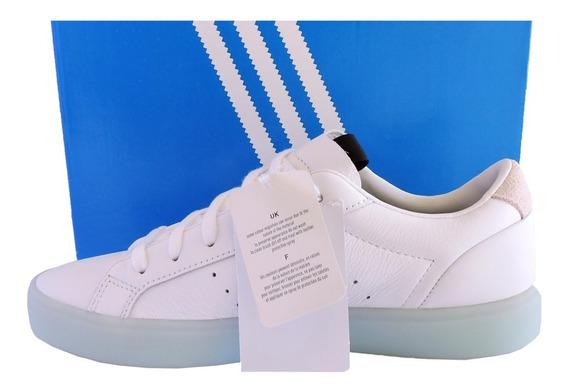 Tênis adidas Originals Sleek Femenino Couro