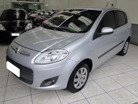 Fiat Palio 1.4 Attractive Prata 8v Flex 4p Manual 2013