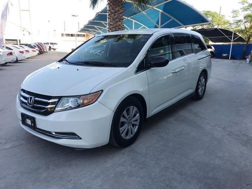 Honda Odyssey Lx 2014 Blanco Diamante