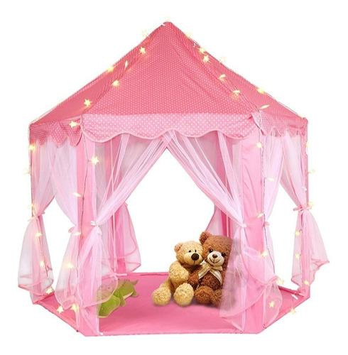 Imagen 1 de 2 de Carpa O Tienda De Princesa Para Niñas