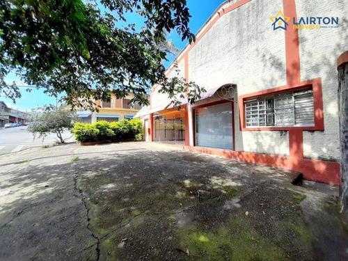Galpão À Venda, 1100 M² Por R$ 2.300.000 - Jardim Alvinópolis - Atibaia/sp - Ga0156