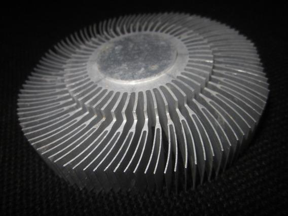 Disipador Redondo De Aluminio Para Procesador Intel I