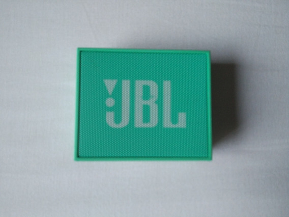 Jbl Go 1 Original Verde Claro Usado