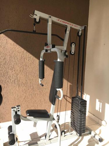 Imagem 1 de 4 de Estação De Musculação Embreex 401 Usado