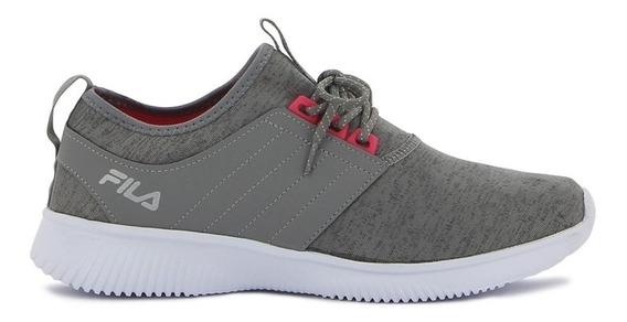 Zapatillas Fila Slide Mujer Gr/so
