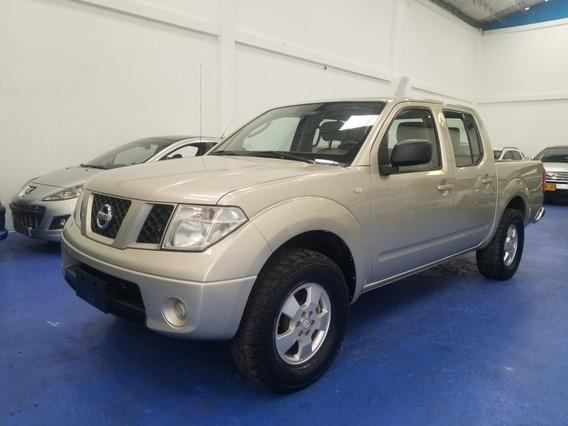 Nissan Navara Se High Lujo Mt 4x4