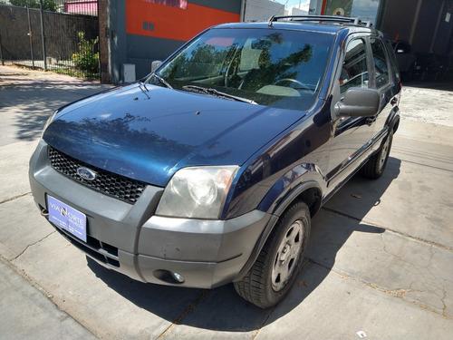 Ford Ecosport Xl Plus Gnc 2007