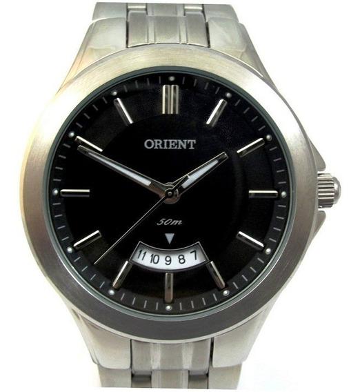 Relógio Orient Masculino Aço Inox Classico Mbss1118a P1sx