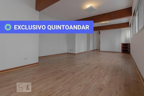 Apartamento No 2º Andar Com 3 Dormitórios E 2 Garagens - Id: 892989526 - 289526