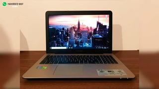 Notebook Asus X555l I7 8gb Geforce 820m + Maletin