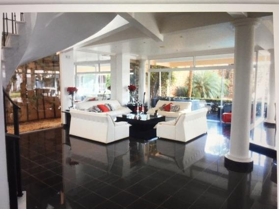 Luxuosa Casa No Jardim Alvorada, São Paulo - Incríveis 1200 M2 6 Dorm. - 634