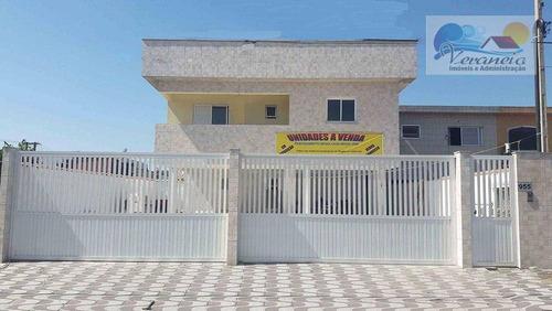Sobrado Com 2 Dormitórios À Venda, 54 M² Por R$ 179.000,00 - Jardim Glória - Praia Grande/sp - So0195