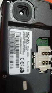 Celular Nokia Mod.2220s 1 Chip...r$85,00 + Frete