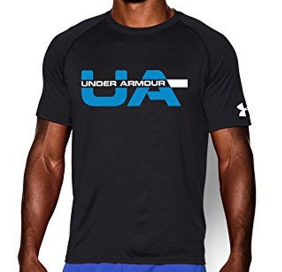 Playera Atletica Under Armour.