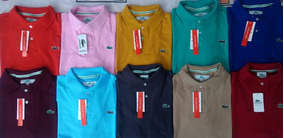 Playera Polo 10