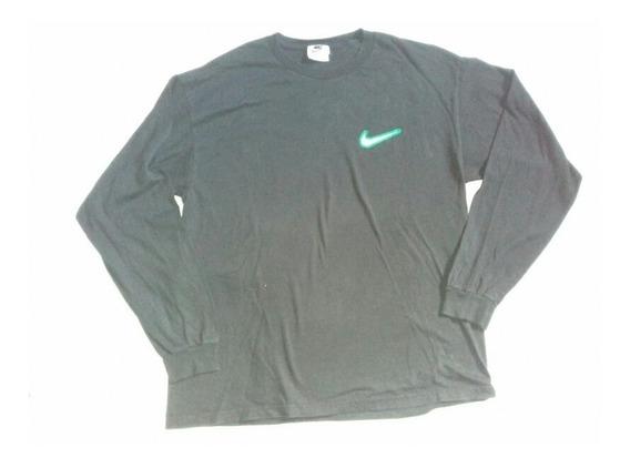 Sudadera Nike Delgada, Negra (nike, adidas, Puma)