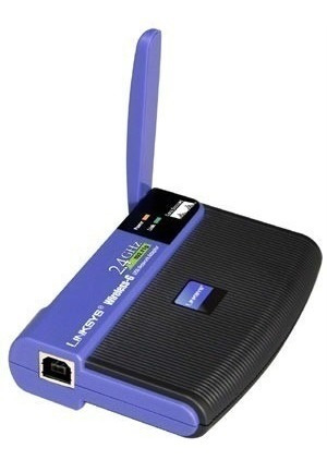 Linksys Wireless-g Usb Network Adapter Wusb54gs