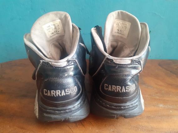 Zapatos Deportivo Usado Por Carlos Carrasco