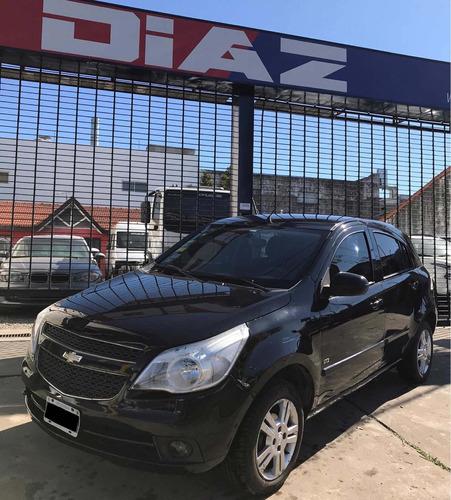 Chevrolet Agile 1.4 Ls Spirit 2013