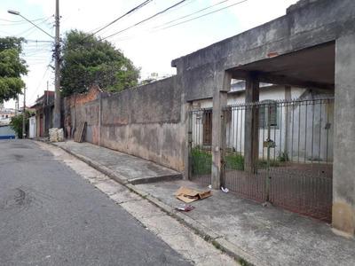 Terreno À Venda, 436 M² Por R$ 450.000 - Vila Barbosa - São Paulo/sp - Te0035